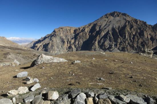 Le camp de Gayu kharka