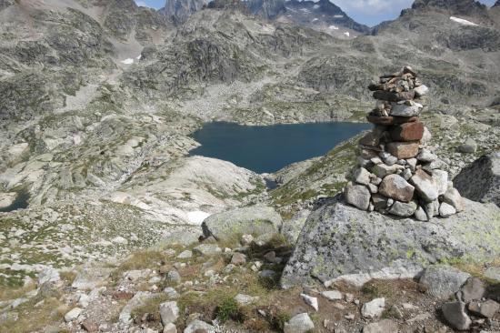 La combe des lacs d'Arremoulit
