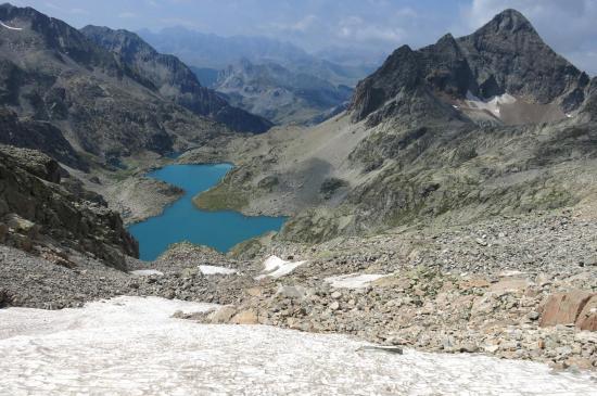 Les lacs d'Arriel