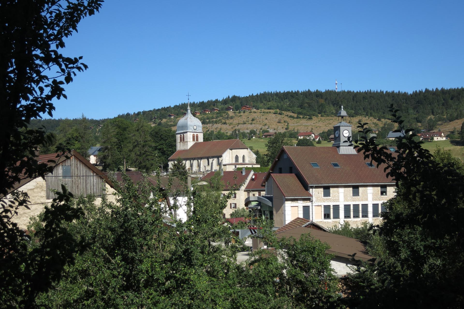 France suisse franche comt travers e est du jura - Hotel le jardin de la riviere foncine le haut ...