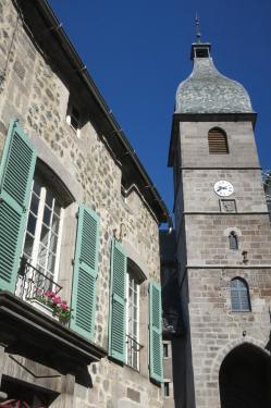L'église de Murat