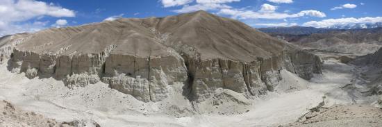Le canyon de la Kimaling khola