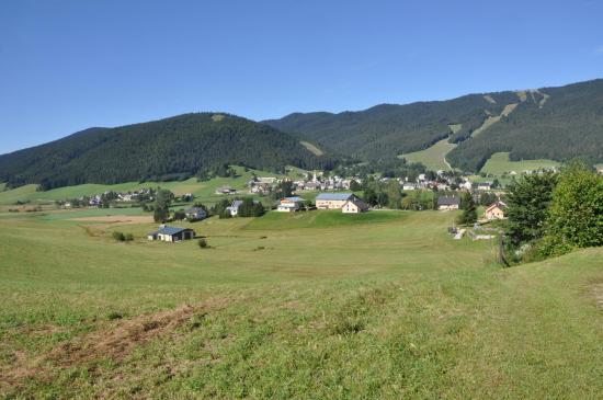 La vallée de Méaudre