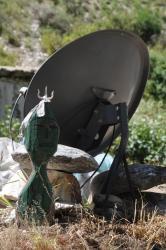 Les premiers saliks, la réception satellite sera-t-elle de meilleure qualité ?
