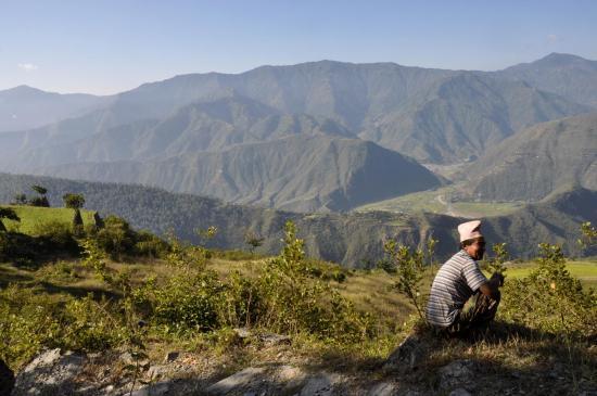 Rencontre au-dessus de Khaniyapani