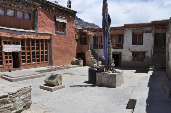 La gompa de Rangdum