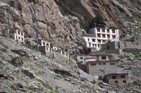 Dzongkhul gompa