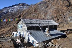 Le lodge de Thuli kharka