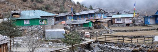 Le village de Khote
