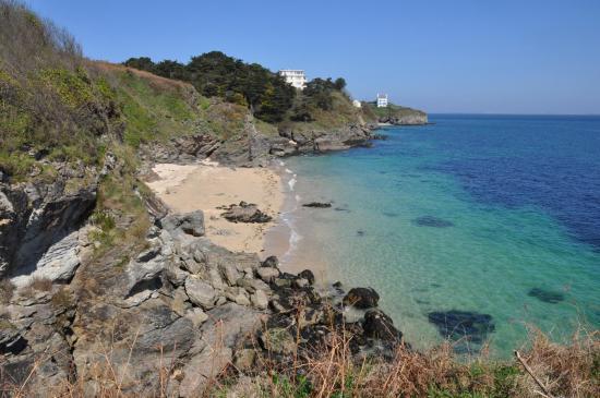 La plage de Castoul