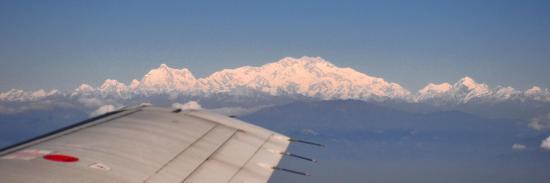 On dit au revoir au Kangchenjunga et à la prochaine...!
