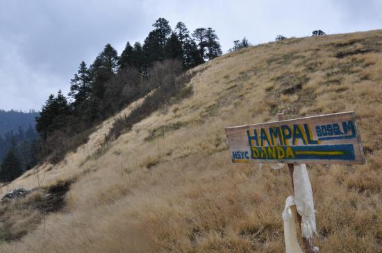Hampal pass