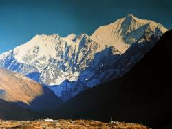 Langtang village (image d'archives)