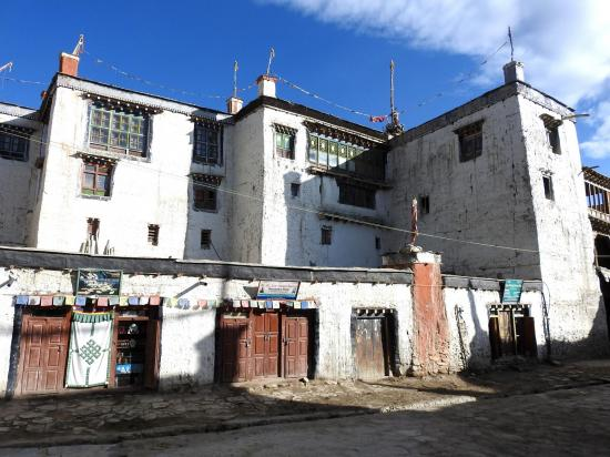 Le Royal Palace de Lo Manthang