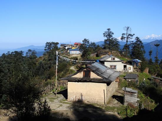 AU départ de Ngawar