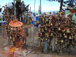 Le sanctuaire de la déesse Pathibhara