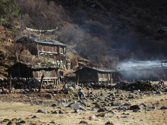 Thudam, village du bout du monde oublié du pouvoir central de KTM