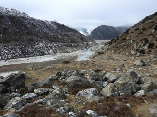Entre Langmale et Shershong