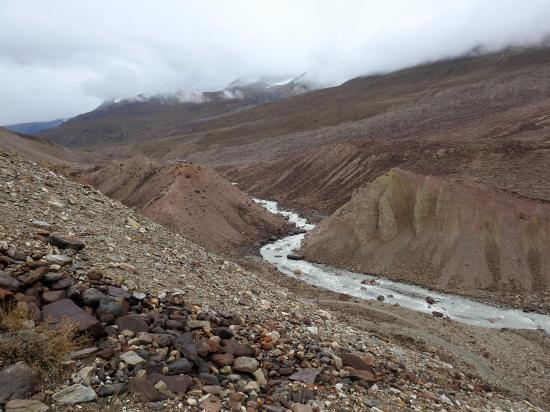 La vallée de la Chandra chu. Plus minéral, tu meurs...
