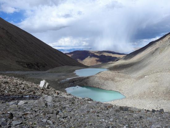 Les deux derniers lacs de la journée (pas les plus moches...)