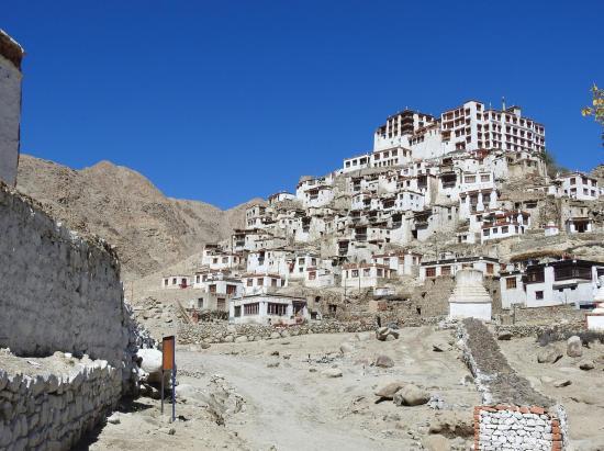 Le monastère de Chemre