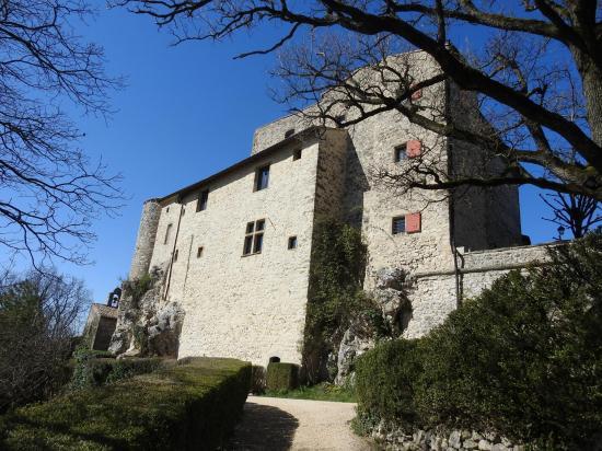 Le château de Divajeu