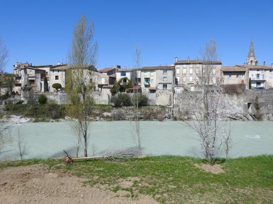 Les maisons d'Aouste-sur-Sye