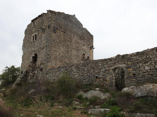 La ferme-bergerie du Castelet