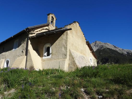 Au départ de la chapelle Saint-Hippolyte