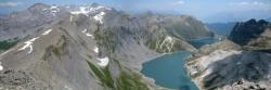 Le lac de Vieux Emosson (Valais - Suisse)