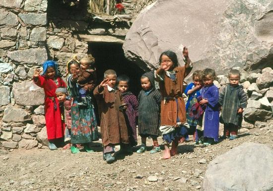 Enfants d'Ait Souka