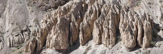 Délire géologique du côté d'Enmu