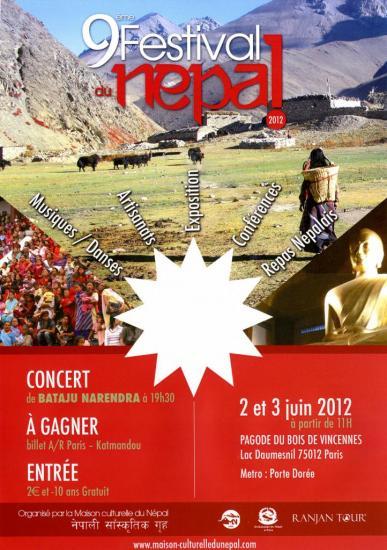 Festival du Népal 2012