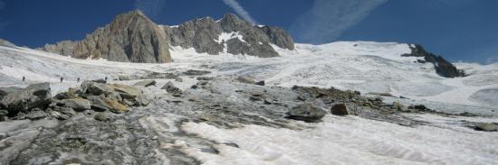 Le glacier des Conscrits