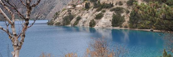 La gompa de Ringmo (Lac Phoksumdo - Dolpo - Népal)