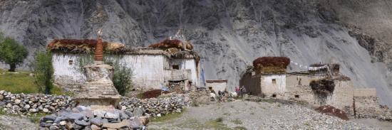 Le village de Gongma