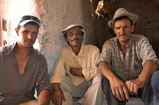 Hussein, M'hamed et Hussein...