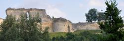 Les ruines du château de Coucy