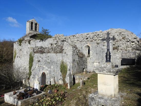 Le prieuré d'Aleyrac