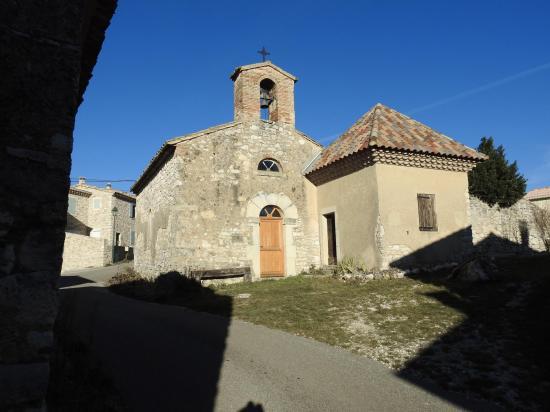 La chapelle du Fraysse