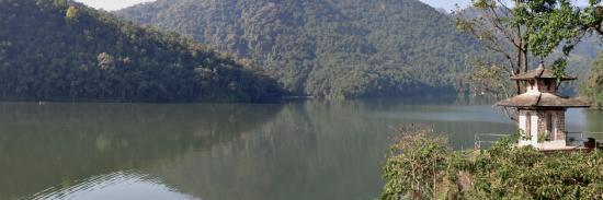 Phewa Lake à Pokhara