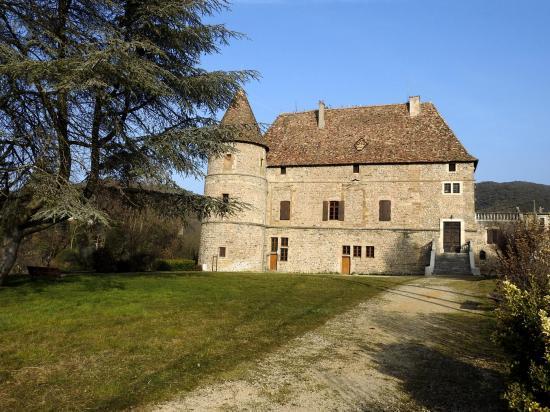 Château du Bousquet (Saint-Laurent-du-Pape)