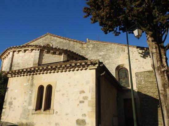 Valaurie (église St Martin)