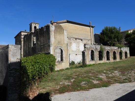 L'ancien prieuré de La Clastre