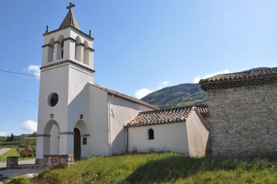L'église de Souspierre