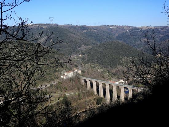 Le pont du Duzon
