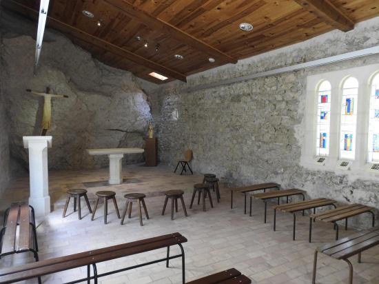 La trappe d'Aiguebelle (mémorial Tibhirine)