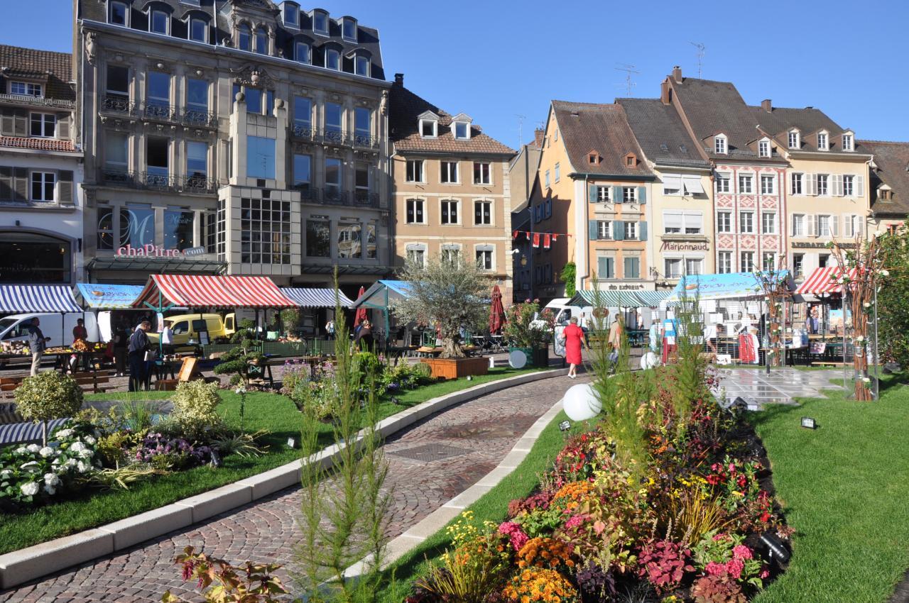 France Alsace Colmar
