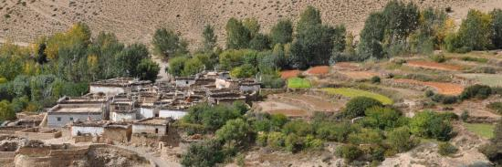 Le village de Ghyakar