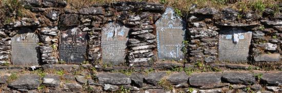 Entre Lali kharka et Sinbu sur les sentiers du Kangchenjunga